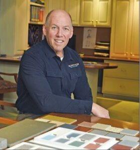 Michael Greenblatt owner surface technology inc.